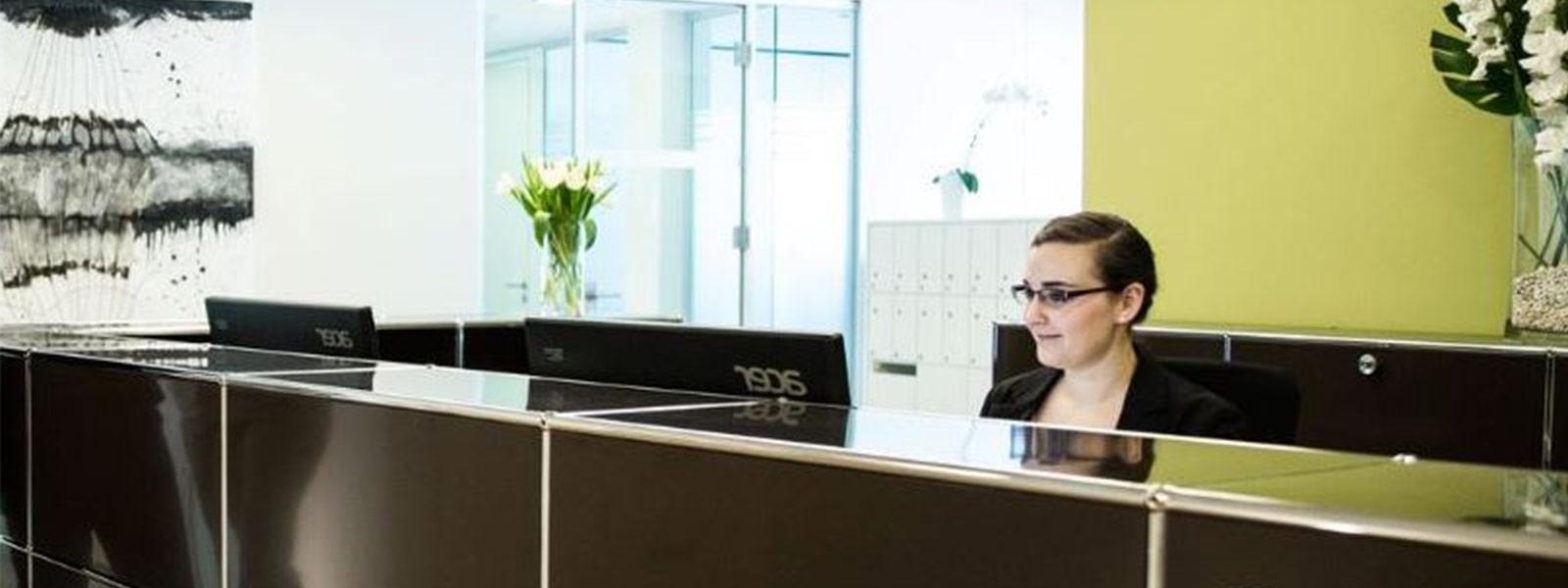Telefonservice Unit Excellent Business Center Mannheim